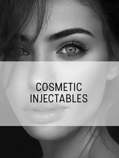 Cosmetic Injectables - Medaesthetics